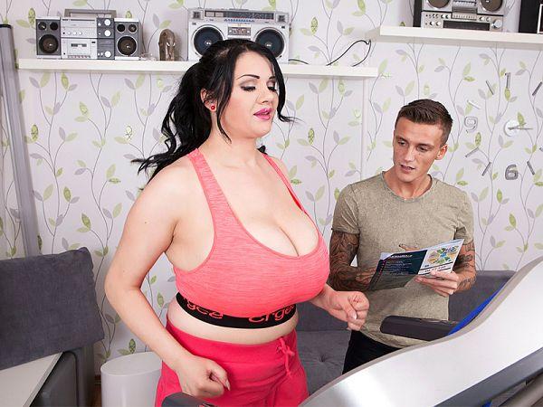 Natasha Sweet's Big Tit Training